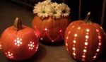 Drilled pumpkin 2